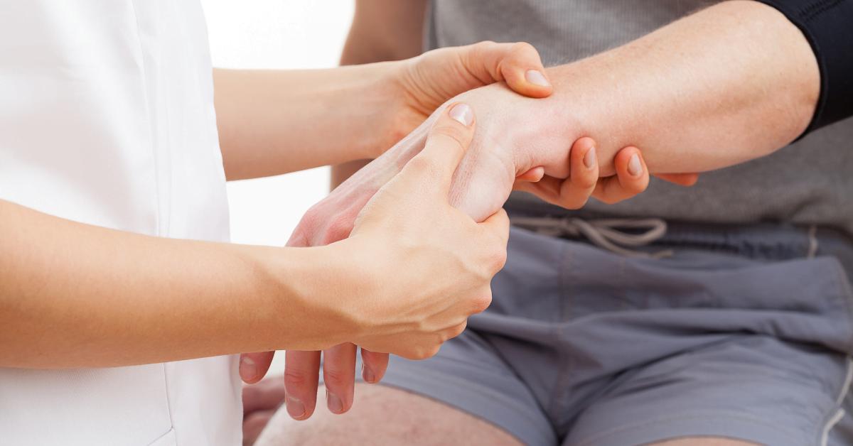 Fizjoterapia - leczenie bólu i różnych dolegliwości
